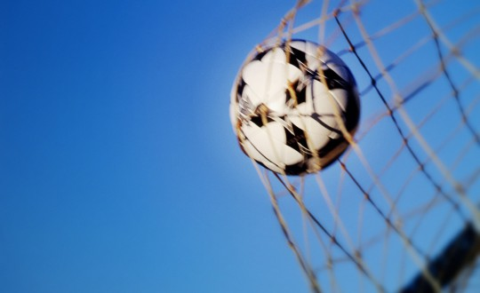 Ball in the Net