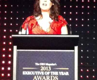 2013 Executive of the Year Awards