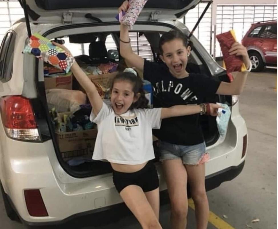 Kids Get Matching